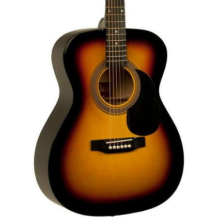 Rogue RA-090 Concert Acoustic Guitar Sunburst