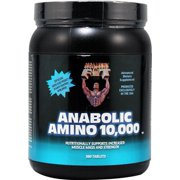 Best Anabolics - Healthy 'n Fit Anabolic Amino 10000 360t, Bottle Review