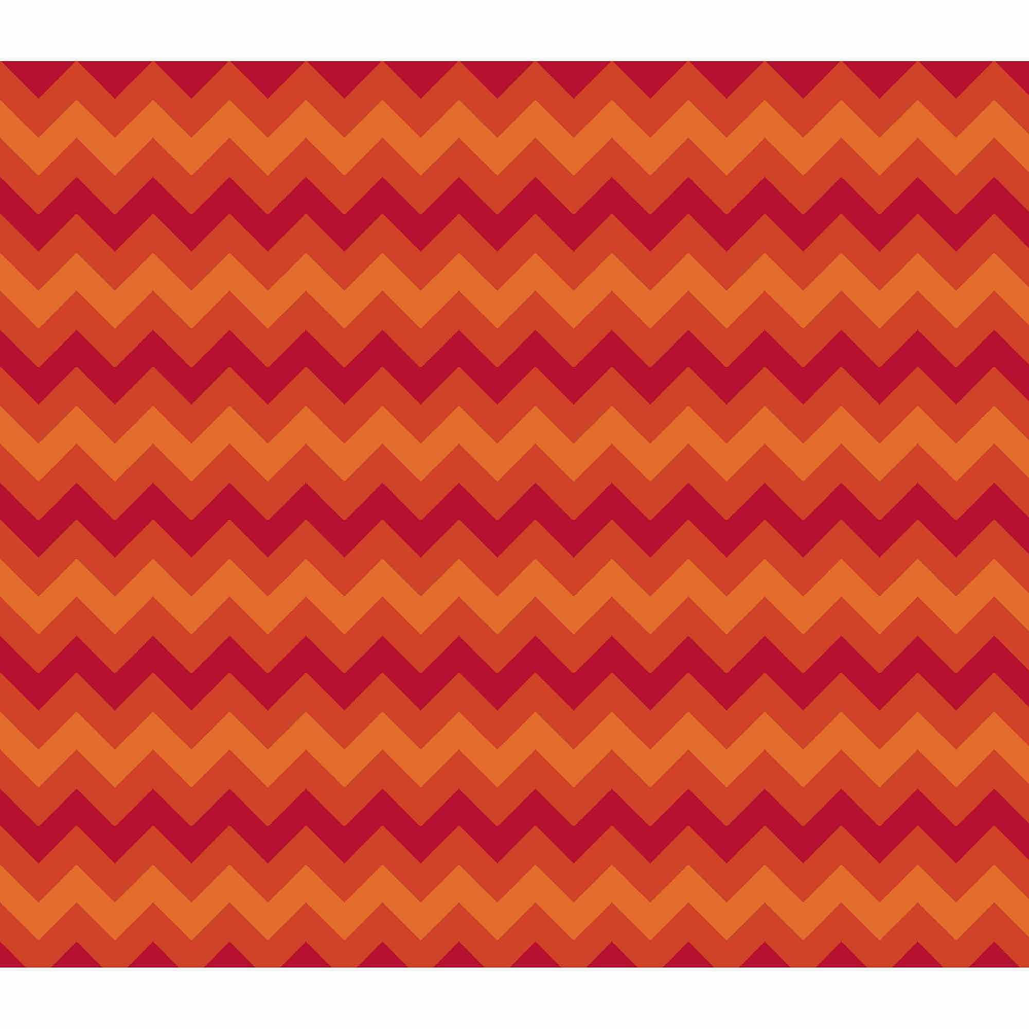 Springs Creative Cotton Blenders Tonal Chevron, Flame, Fabric by the Yard
