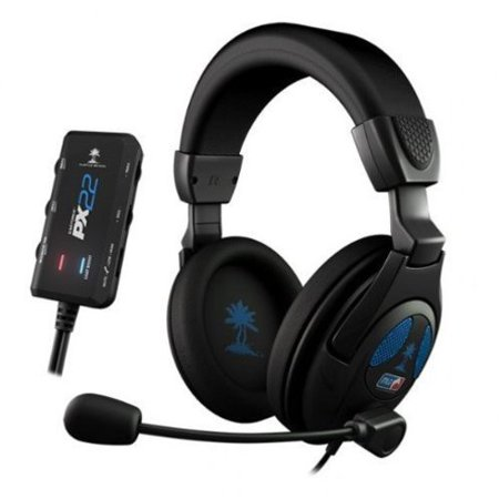 Turtle Beach PS3 Ear Force PX22 Headset