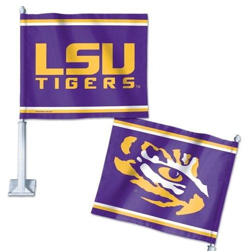 Lsu Tigers Car Flag