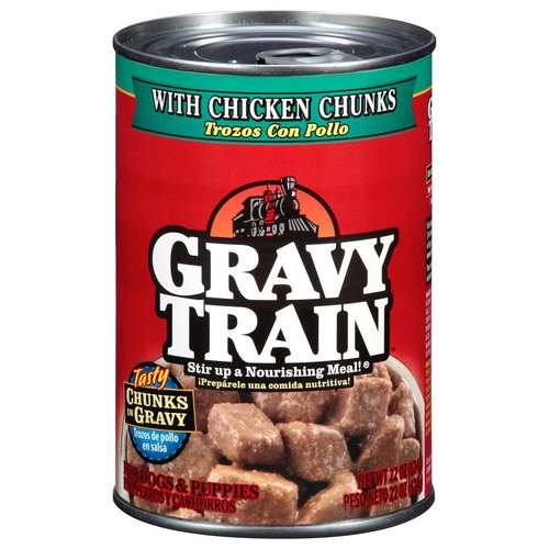 Image Result For Gravy Train Wet Dog Food