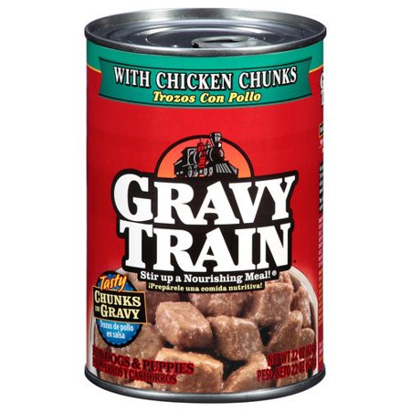 Gravy Train Wet Dog Food