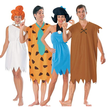 Flintstones Group Costume Set - Group Costumes