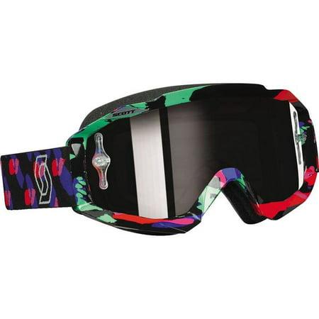 Scott USA Hustle MX Plasma Goggles