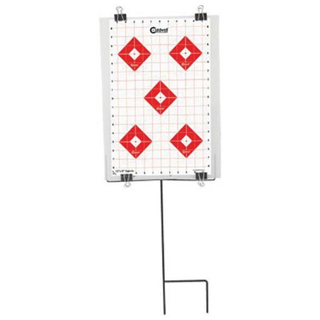Caldwell Ultra Portable Target Stand with Targets (Halloween Sales Target)