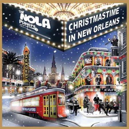 Christmastime In New Orleans - New Orleans Halloween Songs