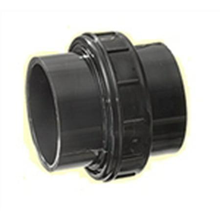 - Aqua Ultraviolet Union 2 inch Black Slip X Slip