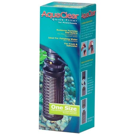 Aquaclear Powerheads (AquaClear Quick Filter Powerhead Attachment )