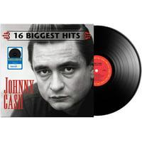 Johnny Cash- 16 Biggest Hits (Walmart Exclusive)- Vinyl