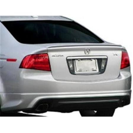 Elite ABSANHP Acura TL Lip Factory Style Spoiler - Acura tl lip