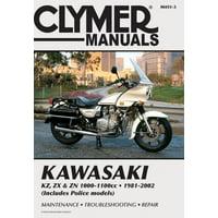 Kawasaki Kz, ZX & Zn 1000-1100cc 81-02 (Paperback)