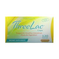 Threelac Caps Probiotic Capsules - 1 box 120ct