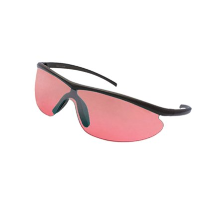 Lady Semi Frame Red Lens Fashion Eyewear (Fashion Eyewear Brands)