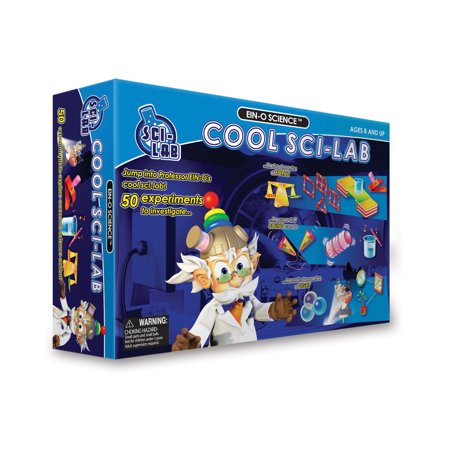 EIN-O Science Cool Sci-Lab](Cool Science Gadgets)
