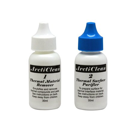 Arcticlean Thermal Material Remover (Arctic Silver Arcticlean Thermal Cooling Material Remover and Surface Purifier)