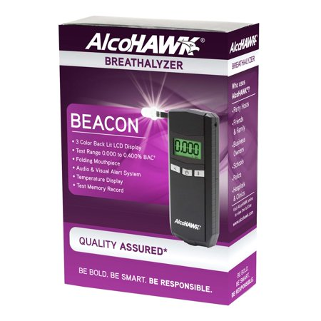 AlcoHAWK Beacon Breathalyzer