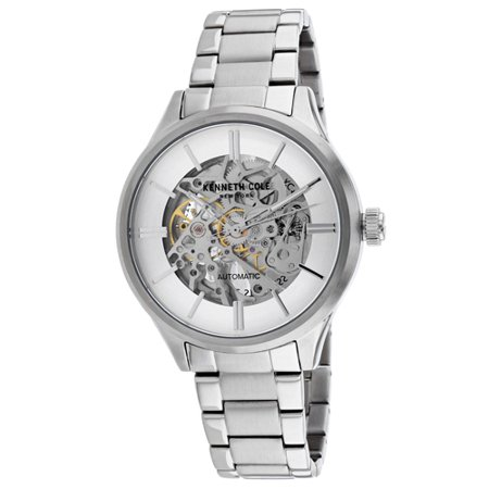 Kenneth Cole Chronograph Bracelet (Kenneth Cole Men's Skeleton KC15171002 Watch)