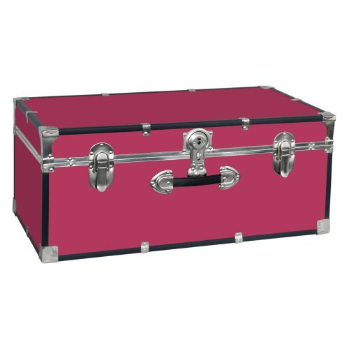 Locking Stackable Trunk-Pink