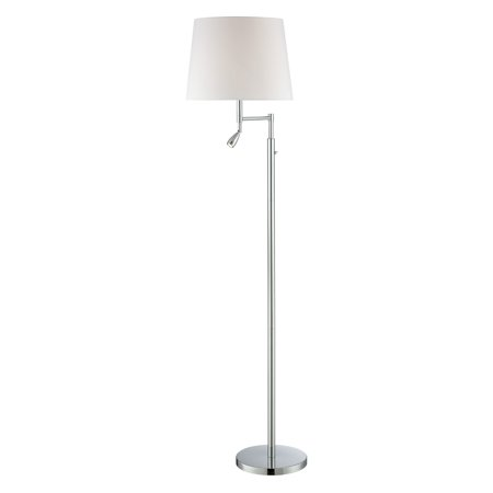 Lite Source Felicity Floor Lamp With Led Reading Light