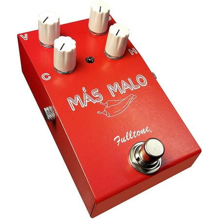 - Fulltone Mas Malo Distortion/Fuzz Effects Pedal