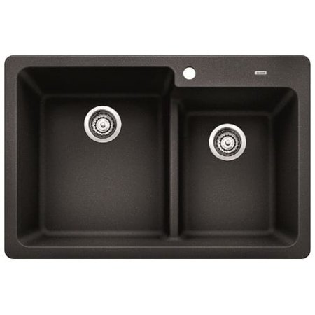 Blanco 441604 grandis 33 double basin drop in or undermount granite blanco 441604 grandis 33 double basin drop in or undermount granite composite kitchen sink with workwithnaturefo