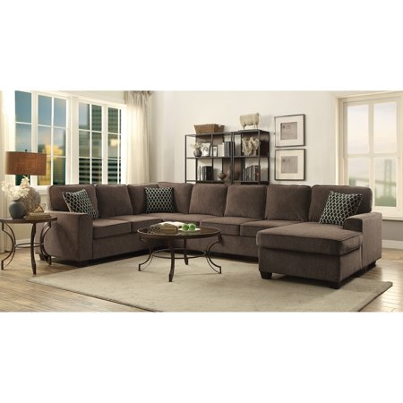 Coaster Furniture Provence (Chenille Sectional)
