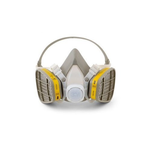 5203 Medium Respirator Organic Vapor Acid Gas Mask R5203, NIOSH approved for respiratory protection against certain organic vapors and acid... by