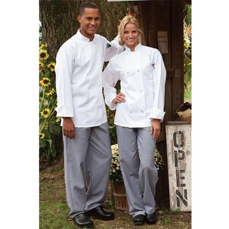 4000-4006 Classic Basic Baggy Chef Pant with 3