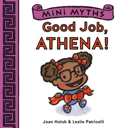 Good Job, Athena! (Mini Myths) - eBook