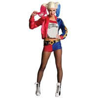 Rubie's Suicide Squad? Large Harley Quinn? Costume 4 pc Bag