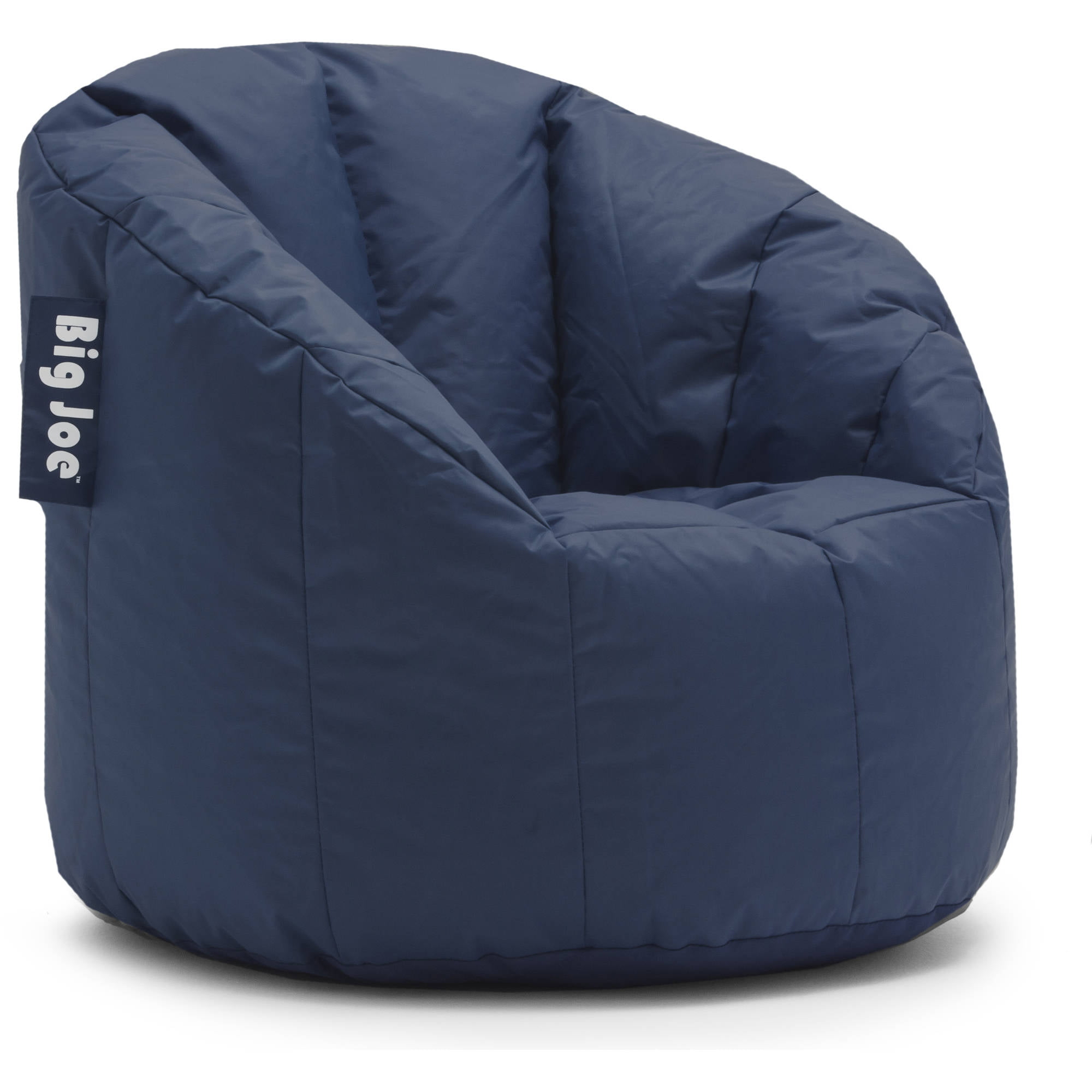 big joe chair walmart Comfort Research Big Joe Kid's Lumin Bean Bag Chair, Indigo  big joe chair walmart