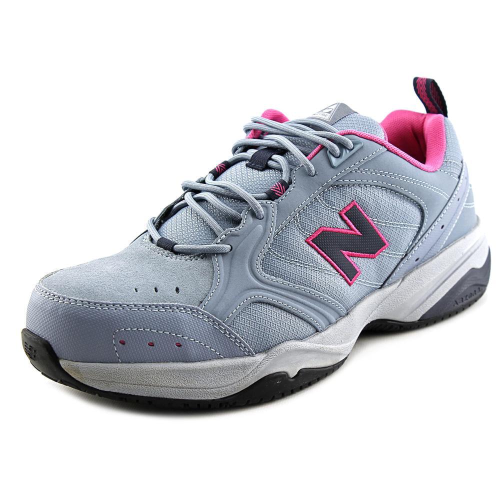 New Balance WID627 Women Steel Toe Synthetic Gray Work Shoe by New Balance
