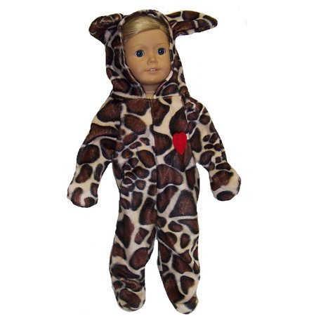 Halloween Superstore Denver (Doll Clothes Superstore Halloween Leopard Costume For 18 Inch Girl)