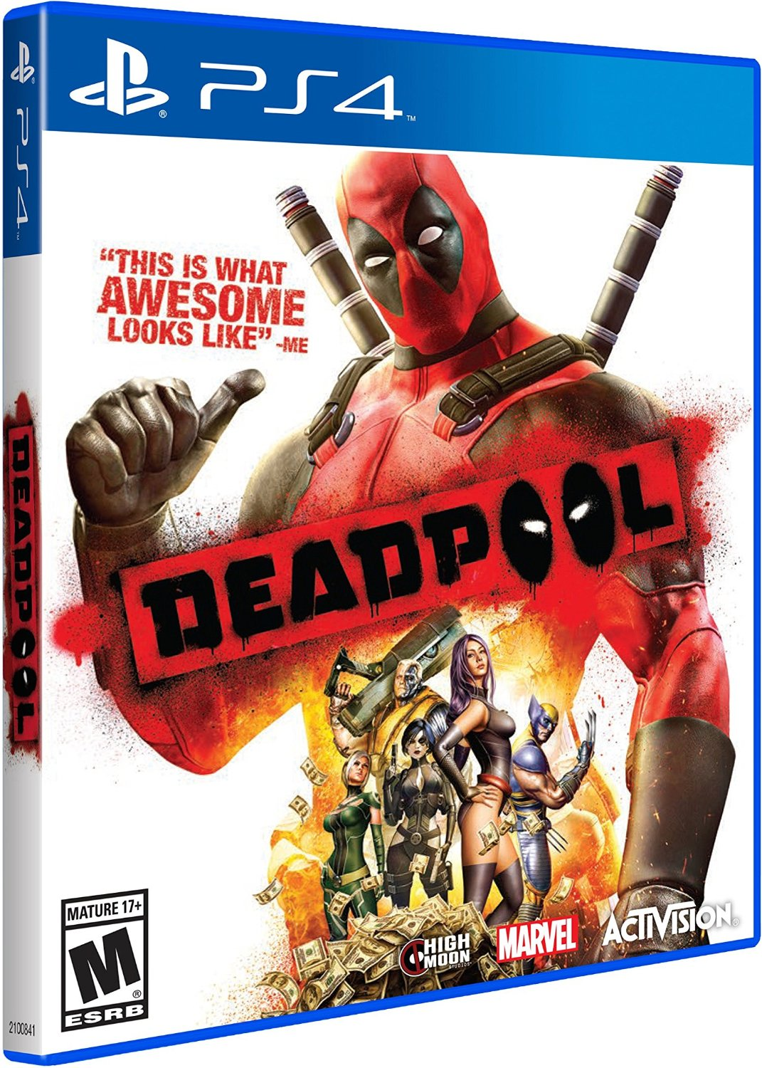 Dead Pool for PlayStation 4 by Activision