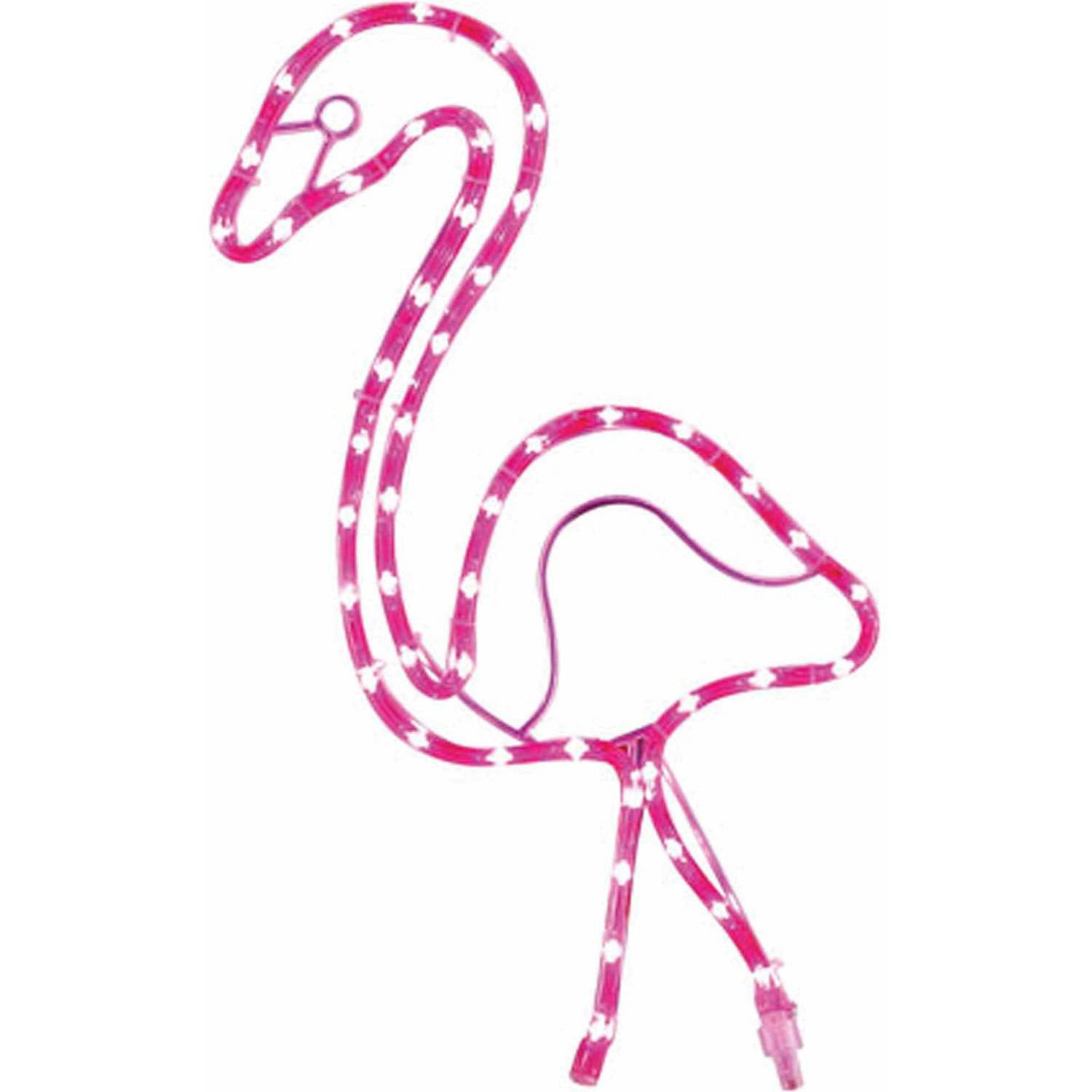 Stylish Camping 8080106 Flamingo Decorative Rope Light