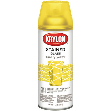 Stained Glass Paint 11.5oz-Canary Yellow