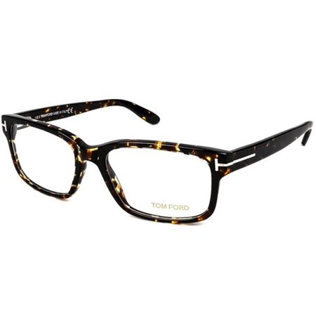 tom ford eyeglasses ft5313 056 tortoise/clear - walmart