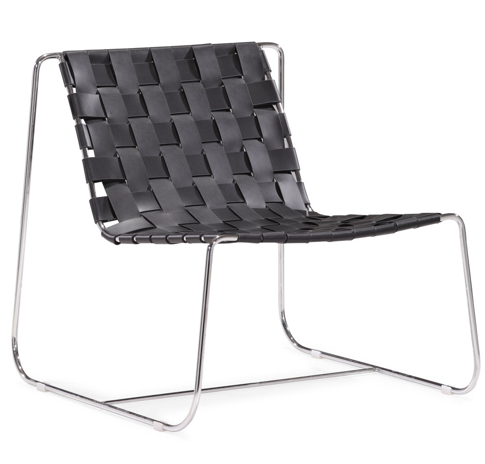 Zuo Modern Prospect Park Leather Chair