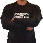 Missing Link Arm Pro Mens Compression Sleeve Black MD