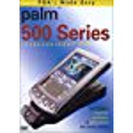 Palm 500 Series - Palm Handheld 500 Series Instructional Training DVD (m515)