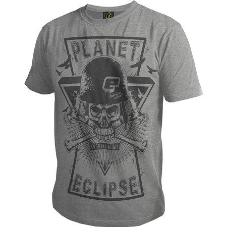 Planet Eclipse T-Shirt - Prism - Grey Marl ()