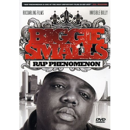 Biggie Smalls: Rap Phenomenon (DVD) (Best Storytellers In Rap)