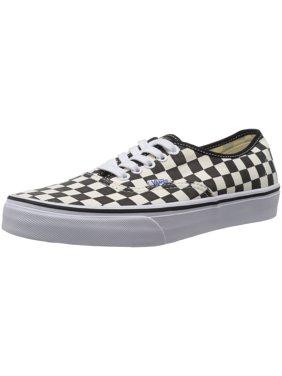 Product Image Vans Unisex Authentic Skate Shoes-Black WhiteChecker 106d1ce03