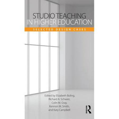 - Studio Teaching in Higher Education - eBook