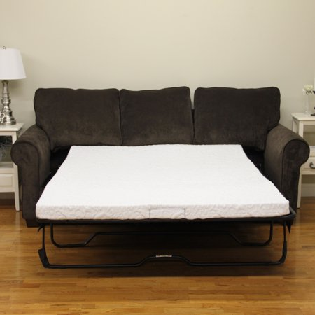 Modern Sleep Cool Gel Memory Foam Replacement Sofa Bed Inch - Replacement sleeper sofa mattress