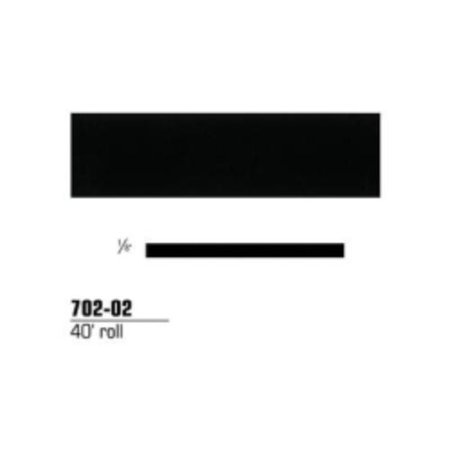 "3m 70202 Scotchcal Striping Tape, Black, 1/8"" X 40"