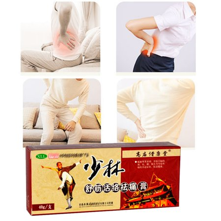 Pain Relief Patches for Rheumatoid Arthritis Joint Back Pain Balm Analgesic