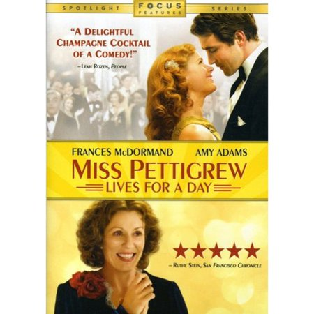 Miss Pettigrew Lives For A Day  Full Frame  Widescreen