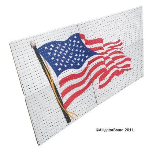 Alligator Board Specialty American Flag Panel